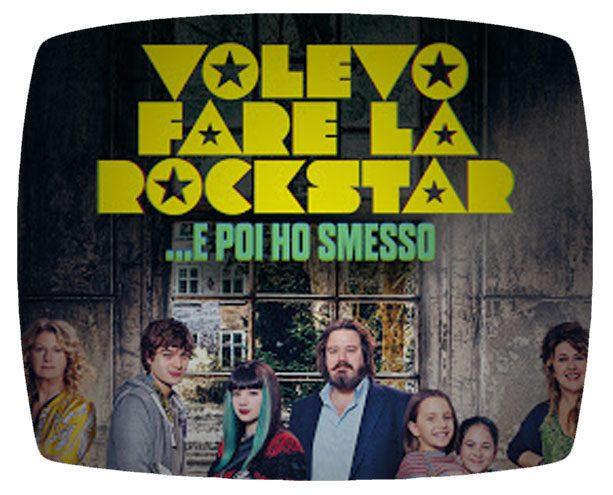 VOLEVO FARE LA ROCKSTAR